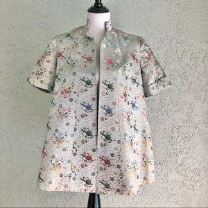 Jackets & Blazers - 🌻🌻🌻2/$20 Short Sleeved Dinner Jacket